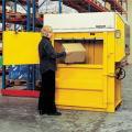 ブラミダン社製縦型圧縮梱包機4-X 16型