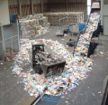 廃プラスチックのリサイクル