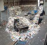 廃プラスチックのリサイクルプラント